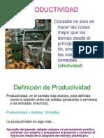 Productividad en la industria