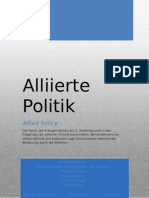 Allierte Politik