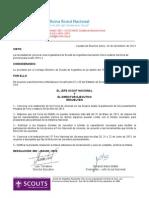 Convocatoria Foros de Jóvenes 2013 - Scouts de Argentina