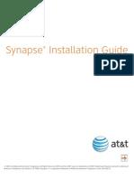 AttSynapse Installation Guide i19 3.0