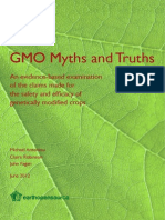 GMO Myths and Truths