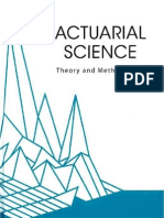 Actuarial Science Theory and Methodology 1 to 60