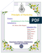 Marketing project By Waqas