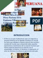Cultura Peruana Ingles