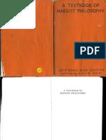 A Textbook of Marxist Philosophy