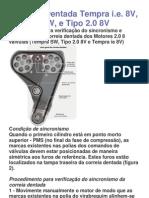 Correias Dentada Tempra Ie 2.0 8v Comando Duplo
