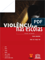 Violencias Nas Escolas Versao Resumida