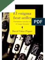 El enigma best-seller - Viñas