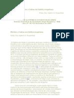 Méritos e Falhas da Estética hegeliana (Kathrin H. Rosenfield)