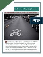 Austin 2012 State of Bicycling Address