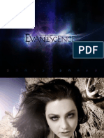 Evanescence Booklet
