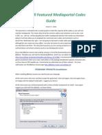 Media Portal Codec Guide v.2 (1)