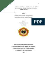 Diagnostik Kesulitan Belajar Akuntasi Dagang Siswa Kelas x Akuntansi Smk Negeri 1 Martapura Tahun Ajaran 2011