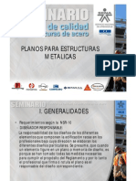 Planos de estructuras metalicas