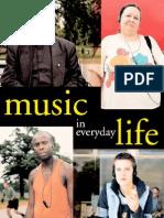 Tia DeNora_music in Everyday Life