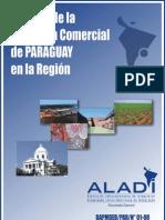 Insercion comercial de Paraguay en la region