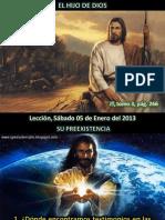 01 | El hijo de Dios