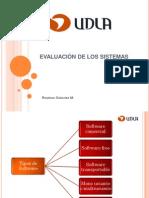 Evaluacion Sistemas