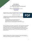 California Health Care Directive Form