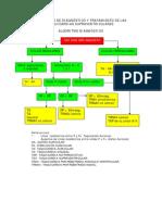 Algoritmo Taquicardia Supraventricular