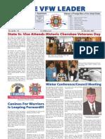 VFW NC Leader Newspaper Oct-Dec12
