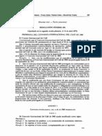 Convenio Internacional del Café, 1968 texto prorrogado y modificado por el Consejo Internacional del Café en su resolución No. 264, de 14 de abril de 1973. Nueva York, 14 de abril de 1973