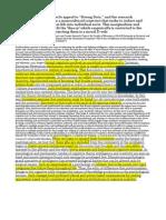 Framework for Data