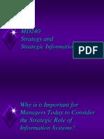 STrategic Information system