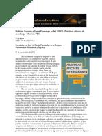 Bolivar p. Eficaces