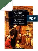 Samuel Johnson Rasselas
