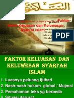 keluwesan islam