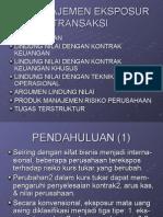 6. Manajemen Eksposur Transaksi MKI Warsono