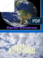 Earth Weather Patterns & Natural Events