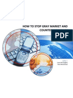 How to Stop Gray Market and Counterfeit Piracy