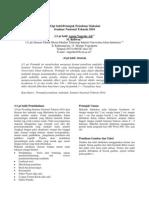 Petunjuk Penulisan Makalah Seminar Teknoin 20101