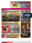 The Early January, 2013 edition of Warren County Report