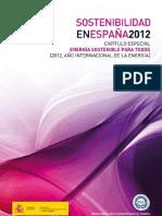 Sostenibilidad Año 2012