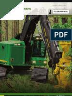 Masina Multifunctionala de Doborat Arbori