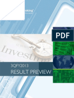 Result Preview - 3QFY2013
