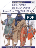 Osprey - Men at Arms 348 - Moors the Islamic West 7th-15th Centuries