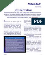 Dirty Derivatives