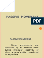 Passive Movement-2