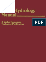 flood hydrology manual