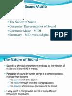 3. Sound