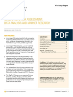 Global Coal Risk Assessment Study Report