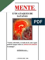 A mente e o ataque de satanás