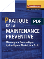 Pratique de La Maintenance-Dunod