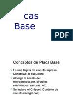 Luis Jimenez Pelaz Placas Bases