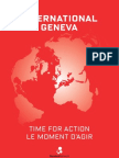 International Geneva - Time for Action