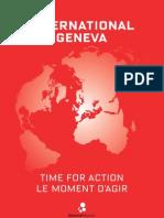International Geneva - Time for Action